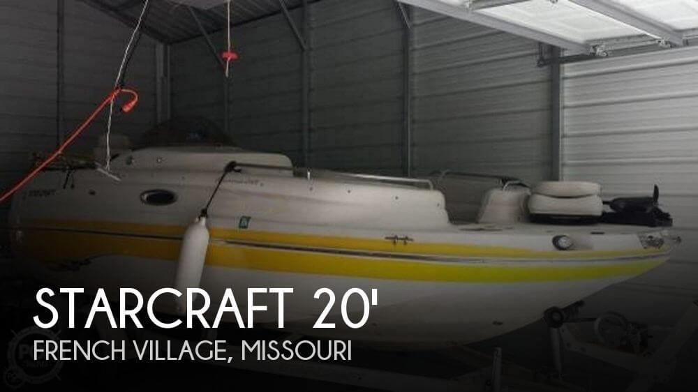 2003 Starcraft 2000 Coastal OB