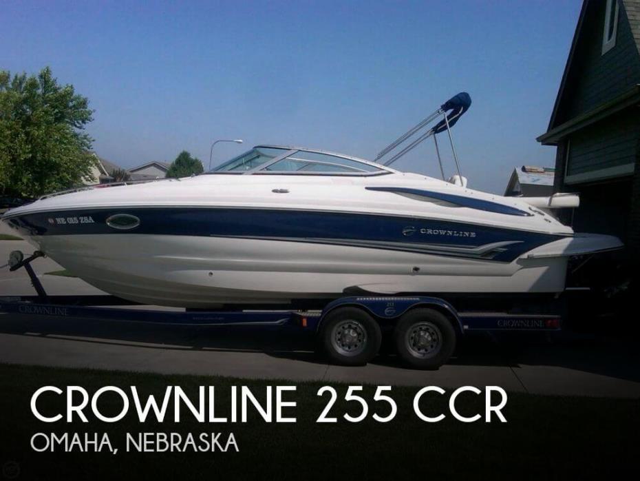 2006 Crownline 255 CCR