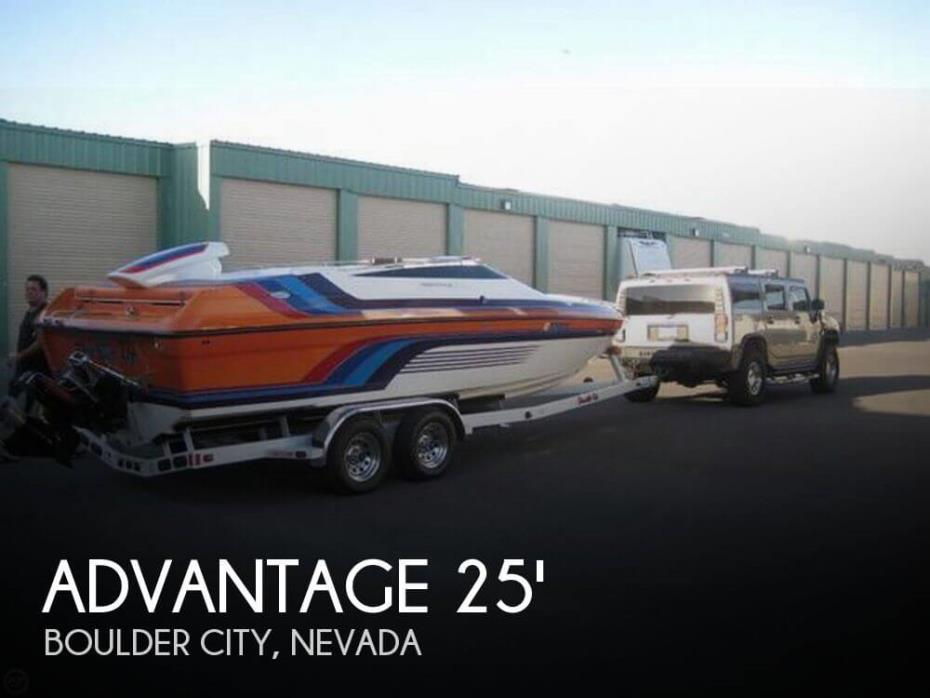 1997 Advantage Citation 25