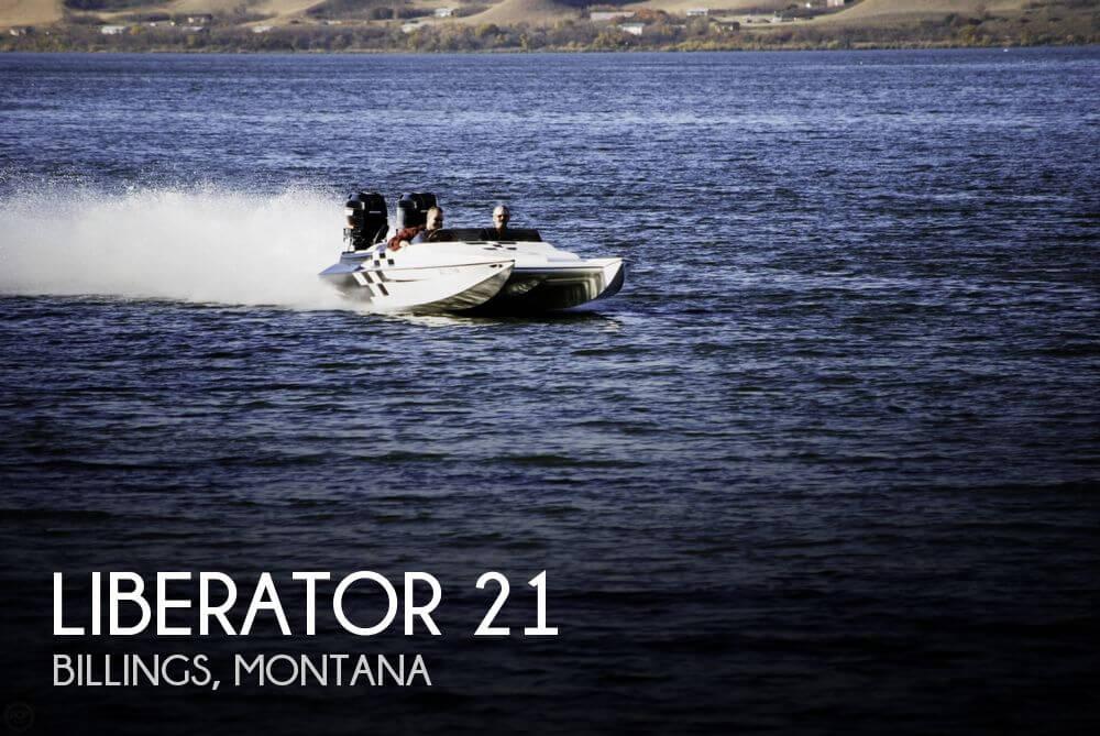 2002 Liberator 21