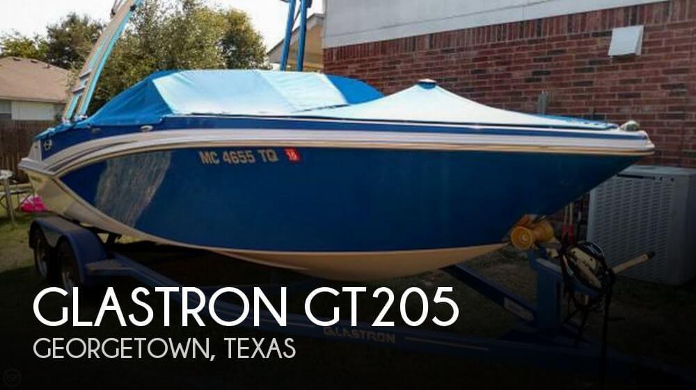 2013 Glastron GT205
