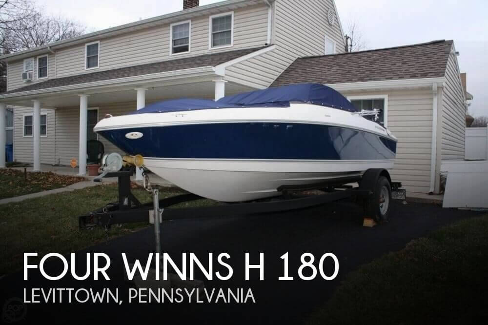2011 Four Winns H 180