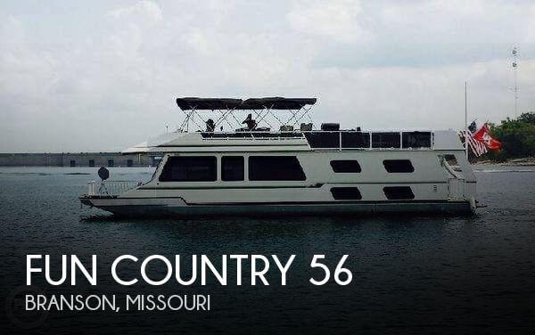 1995 Fun Country 56