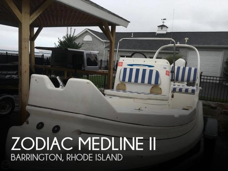 2003 Zodiac Medline II