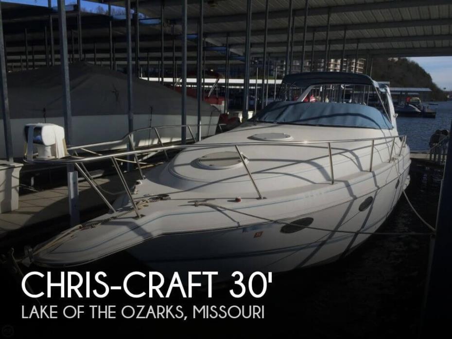 1991 Chris-Craft 272 Crowne