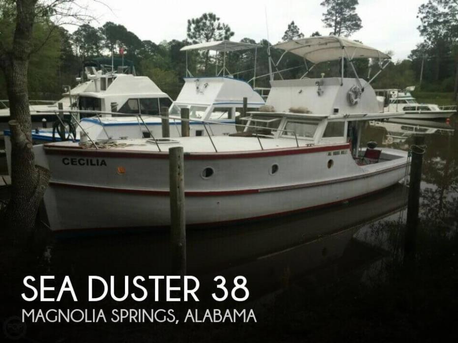 1935 Sea Duster 38