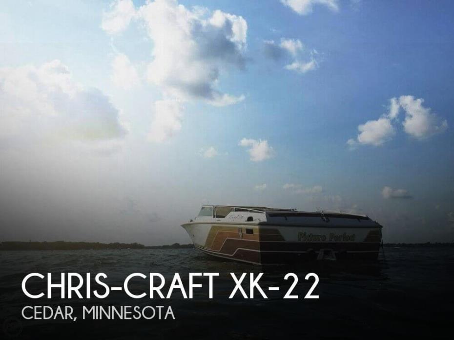 1973 Chris-Craft XK-22