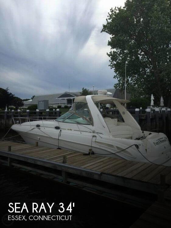 2000 Sea Ray 340 Sundancer