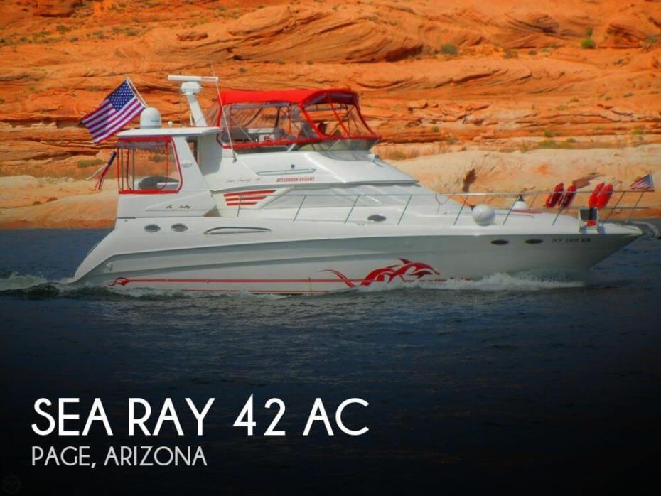 1997 Sea Ray 42 AC