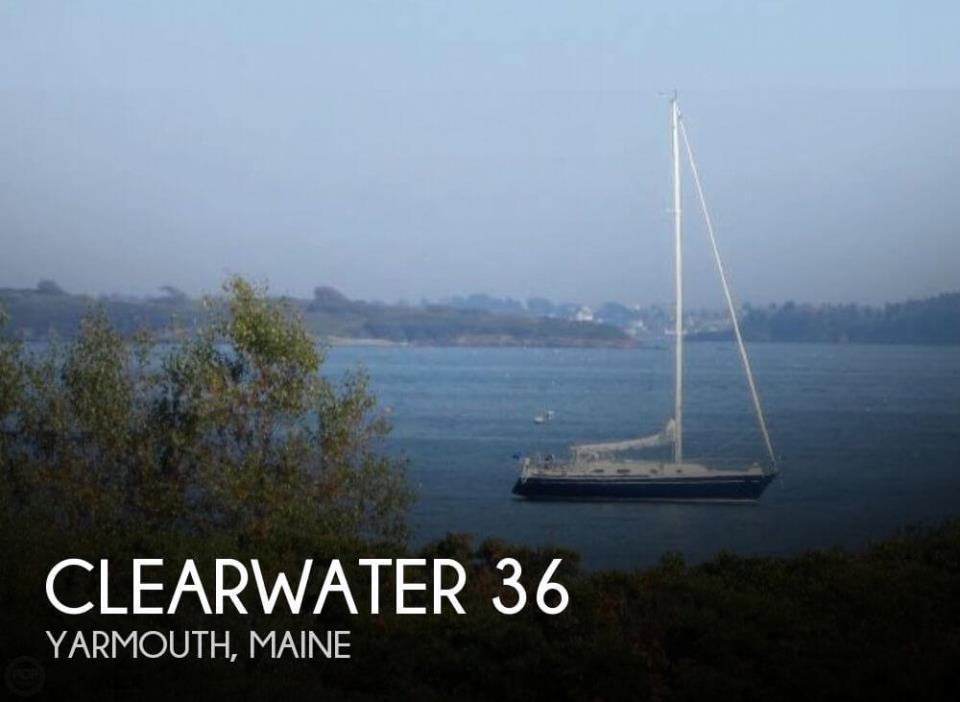 1993 Clearwater 36