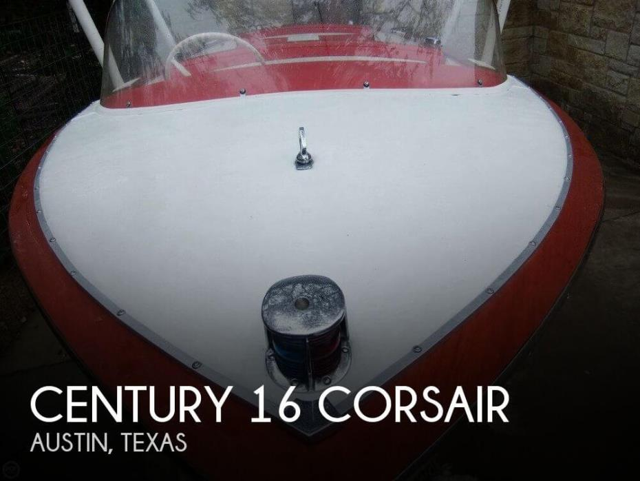 1961 Century 16 Corsair