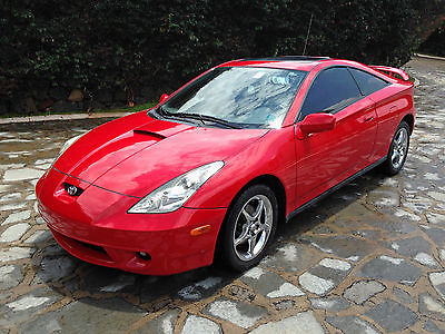 Toyota : Celica GT-S Hatchback Coupe 2D Eye Candy 2001 Toyota Celica GT-S Hatchback Coupe 2D