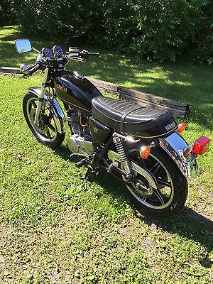 Yamaha : Other 1978 yamaha sr 500 clean title