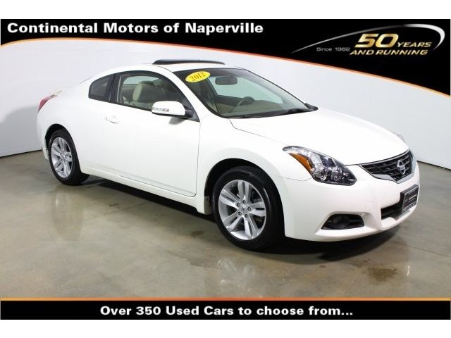 Nissan : Altima 2.5 S 2.5 s coupe 2.5 l cd premium package convenience package leather package compass