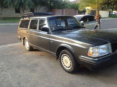 Volvo : 240 Base Wagon 4-Door 1991 volvo 240 base wagon 4 door 2.3 l