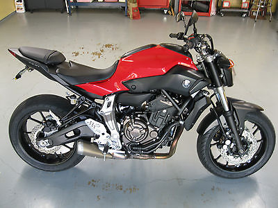 Yamaha fz 07 fz07 motorcycles for sale for Yamaha fz 07 for sale
