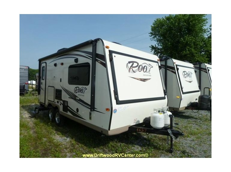 2016 Forest River ROO 21DK