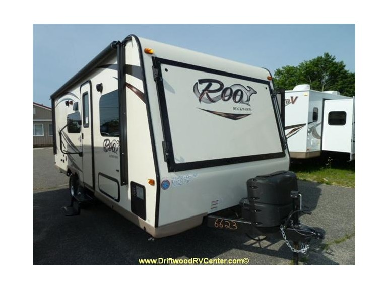 2016 Forest River ROO 233S