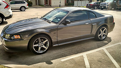 Ford : Mustang GE Deluxe 2003 ford mustang gt coupe 2 door 5 speed 4.6 l deluxe