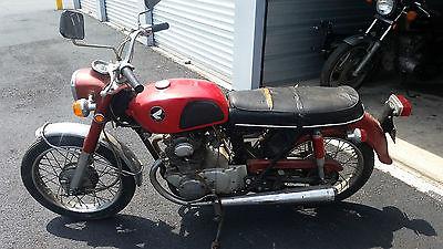 Honda : CB 1972 honda cd 175 motorcycle ca 175 cd ca cl cb 175 sloper motor cafe