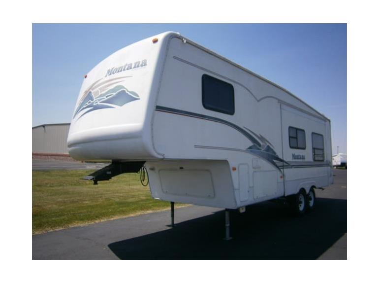 Keystone Montana 2750rk Rvs For Sale