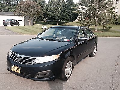 Kia : Optima Kia Optima 2010 kia optima 4 dr sedan 81 746 miles fair to good condition