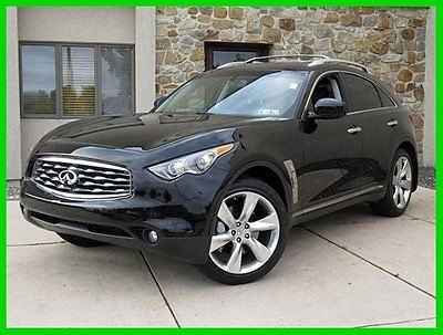 Infiniti : FX 50S AWD Sport Deluxe Touring Navigation 2011 infiniti fx 50 s sport awd navigation sunroof