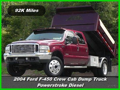 2004 2005 2006 Ford Power Stroke 6.0L 6.4L Diesel Owners Manual F250 Excursion