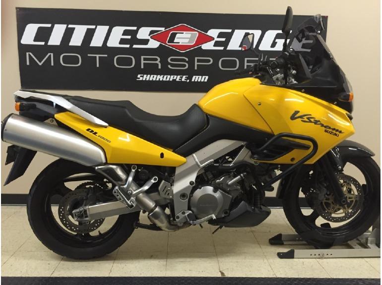 suzuki vstrom 1000 motorcycles for sale. Black Bedroom Furniture Sets. Home Design Ideas