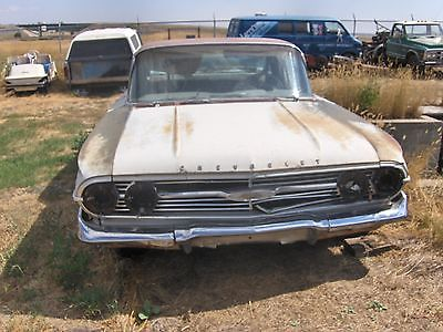 1960 Chevrolet Impala Cars For Sale