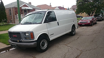 1997 Chevy Express GMC Savana Van Shop Manual Set 97 G1500 G2500 G3500 Chevrolet