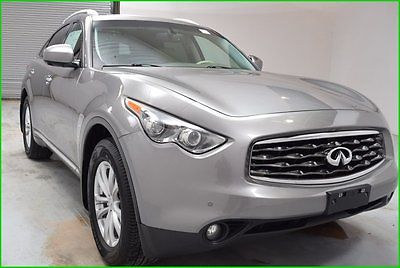 Infiniti : FX AWD SUV Sunroof NAV Backup Cam Leather heated seat FINANCING AVAILABLE!! 88k Miles Used 2009 Infiniti FX35 AWD V6 SUV Push Start
