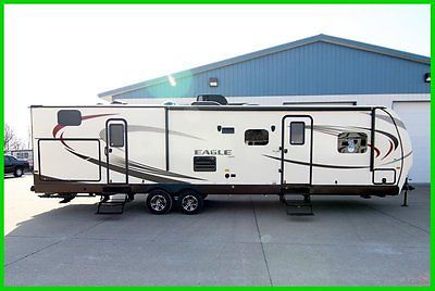 2015 Jayco Eagle 314BHDS New bunkhouse travel trailer 2 slides