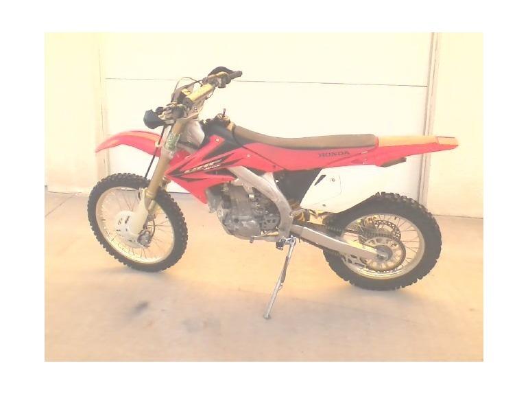 2006 Honda Crf 450X