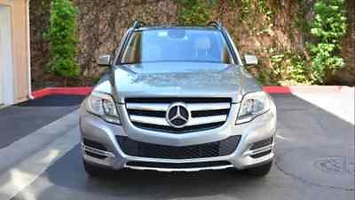 Mercedes-Benz : GLK-Class 4 door SUV 2014 mercedes glk 350 premium package