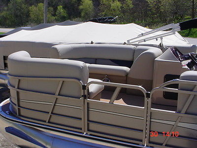 2015 Bentley Elite Admiral 223 RE Mercury 115hp dual ladders and ski tow bar