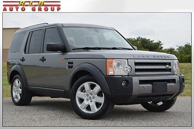 Land Rover : LR3 HSE 2008 lr 3 hse immaculate one owner documented land rover dealer serviced
