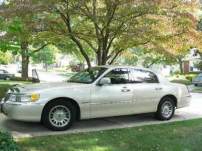 Lincoln Town Car Cartier Sedan 4 Door Cars For Sale In Maryland
