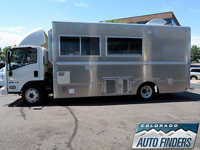 2013 BRAND NEW Isuzu NQR Mobile Food Truck w/FULL USE KITCHEN