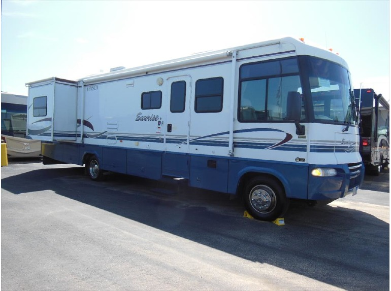 2004 Itasca Sunrise 34D