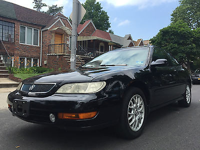 Acura : CL Premium Coupe 2-Door 1999 acura cl super super mint perfect car everything serviced