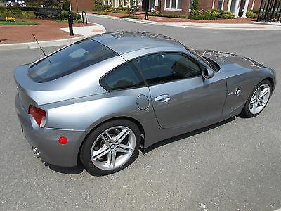 BMW : Z4 M Coupe Coupe 2-Door 2007 bmw z 4 m coupe coupe 2 door 3.2 l