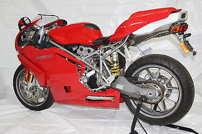Ducati : Superbike 2003 ducati 999 superbike collector s item rare find only 19 miles 03 04 05 06