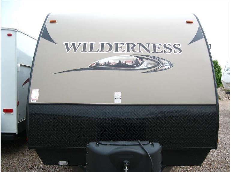 2015 Heartland Rv Wilderness WD 3250BS