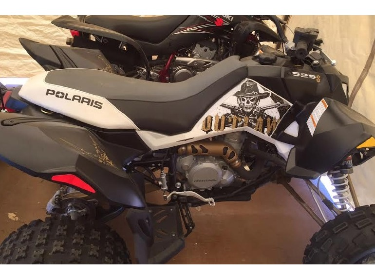 2008 polaris outlaw 525 motorcycles for sale. Black Bedroom Furniture Sets. Home Design Ideas