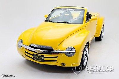 Chevrolet : SSR LS 1 owner 10 k miles k n intake just serviced