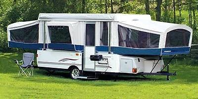 Fleetwood Coleman Bayside Pop Up Camper RVs for sale