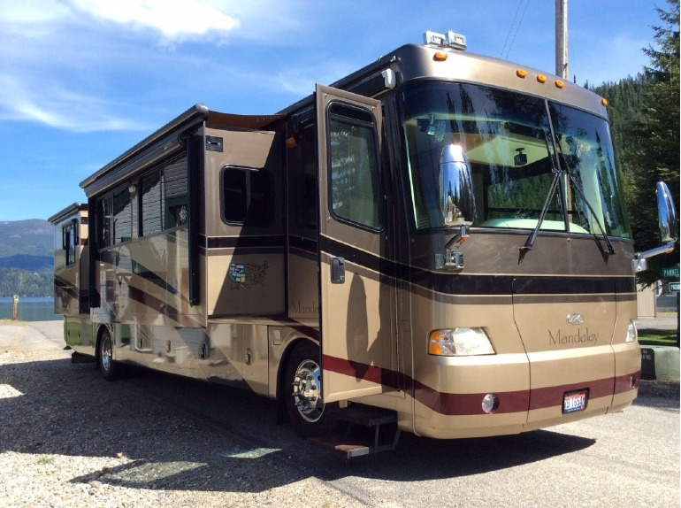 Thor Motor Coach Four Winds Mandalay Rvs For Sale In Idaho