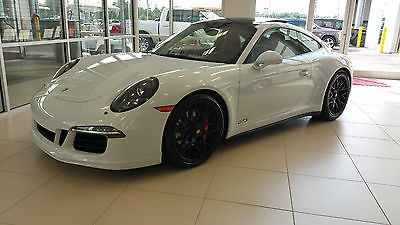 Porsche : 911 GTS 15 911 gts carrera gps navigation perforated leather sunroof loaded call now