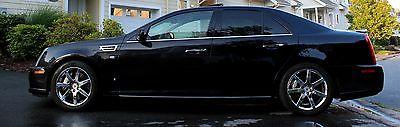 Cadillac : STS Luxury Sport 2008 cadillac sts luxury sports sedan excellent condition